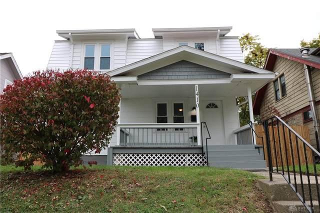 1410 Epworth Avenue, Dayton, OH 45410 (MLS #828917) :: The Gene Group