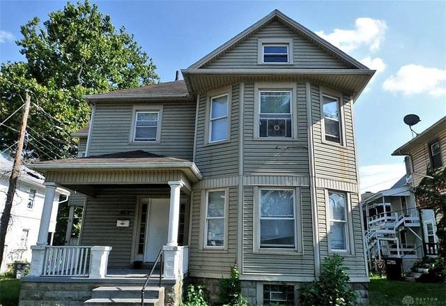 112 Ridge Avenue, Dayton, OH 45405 (MLS #828931) :: The Westheimer Group