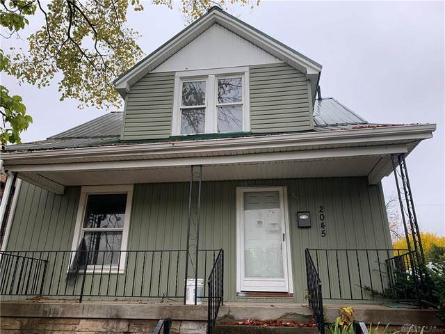 2045 Emerson Avenue, Dayton, OH 45406 (MLS #828949) :: The Westheimer Group