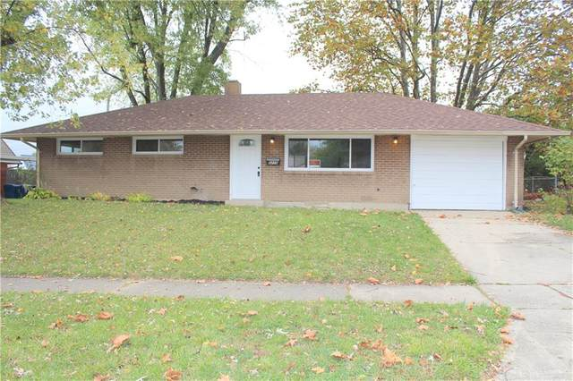 5215 Powell Road, Huber Heights, OH 45424 (MLS #828952) :: The Westheimer Group