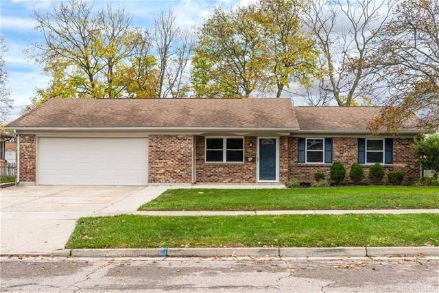 1044 Taylorsview Drive, Vandalia, OH 45377 (MLS #828980) :: The Westheimer Group