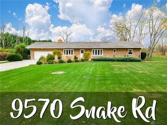9570 Snake Road, Dayton, OH 45426 (MLS #828984) :: The Gene Group