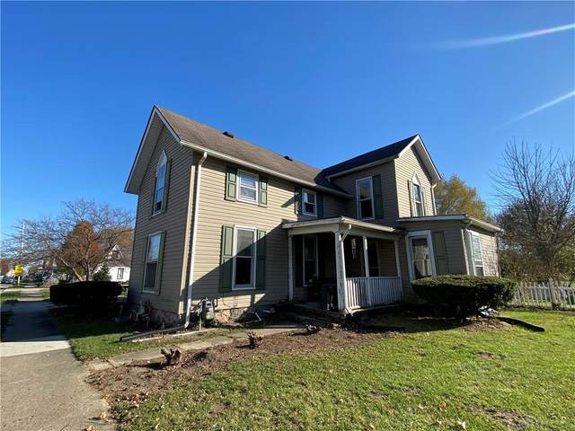 102 W Dayton Street, West Alexandria, OH 45381 (MLS #829018) :: The Gene Group