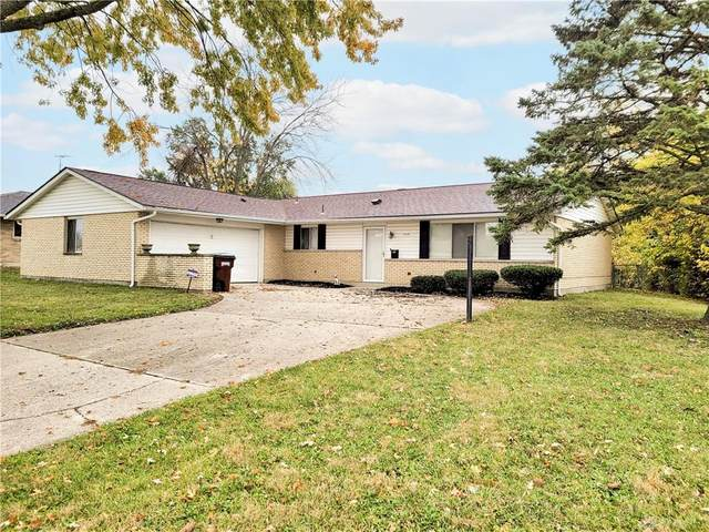 5226 Bromwick Drive, Trotwood, OH 45426 (MLS #829024) :: The Westheimer Group