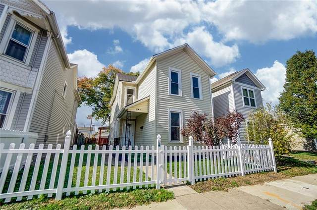 245 Allen Street, Dayton, OH 45410 (MLS #829045) :: Denise Swick and Company
