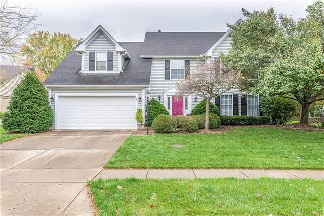 1800 Baldwin Drive, Centerville, OH 45459 (MLS #829069) :: The Westheimer Group