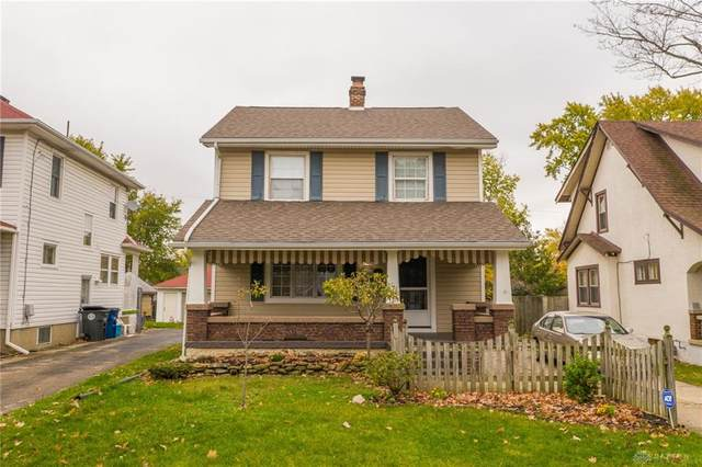 1624 Emmons Avenue, Dayton, OH 45410 (MLS #829111) :: The Gene Group