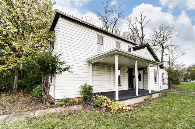 1319 W 1st Street, Dayton, OH 45402 (MLS #829144) :: The Gene Group