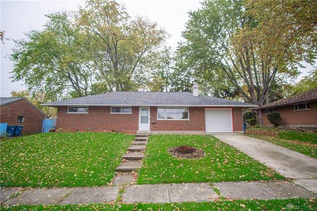 4661 Kautz Drive, Huber Heights, OH 45424 (MLS #829153) :: The Westheimer Group