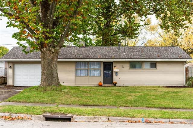 4771 Burkhardt Avenue, Dayton, OH 45403 (MLS #829160) :: Denise Swick and Company