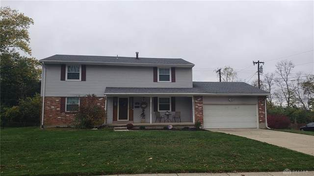 71 Gershwin Drive, Centerville, OH 45458 (MLS #829175) :: Denise Swick and Company