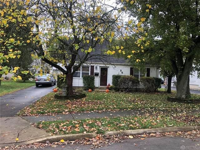 26 Overlook Street, Englewood, OH 45322 (MLS #829185) :: The Gene Group