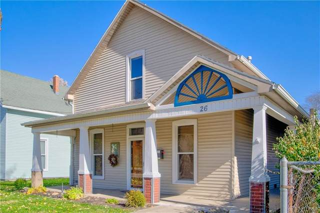 26 S Limestone Street, Jamestown Vlg, OH 45335 (MLS #829284) :: The Westheimer Group