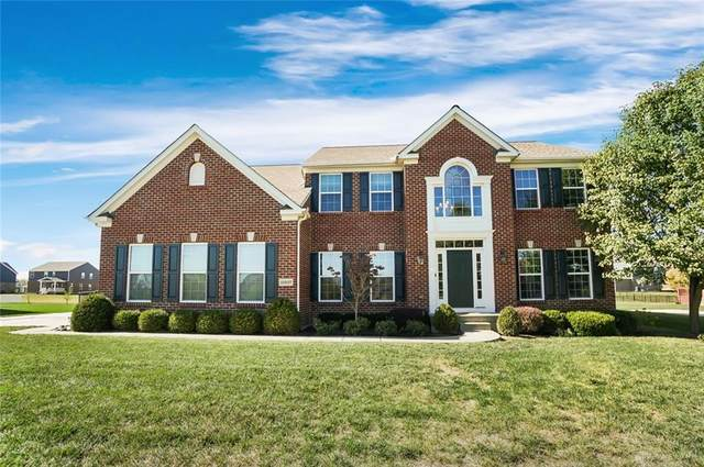 10937 Cobble Brook Drive, Washington TWP, OH 45458 (MLS #829494) :: The Westheimer Group