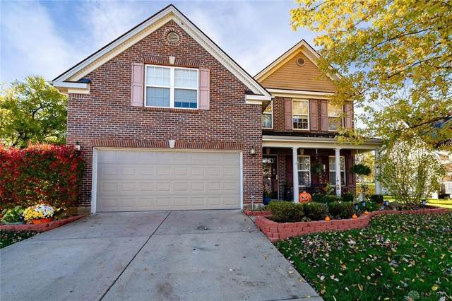 509 Colony Trail, New Carlisle, OH 45344 (MLS #829547) :: The Westheimer Group
