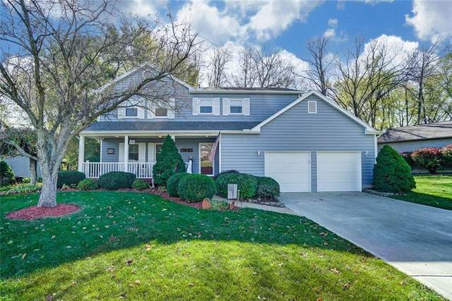 105 Eleanor Drive, Springboro, OH 45066 (MLS #829559) :: The Westheimer Group