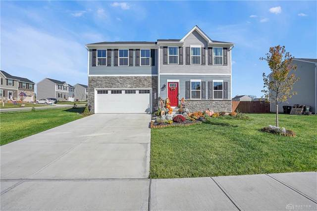 1109 Shannon Lane, Xenia, OH 45385 (MLS #829564) :: The Westheimer Group