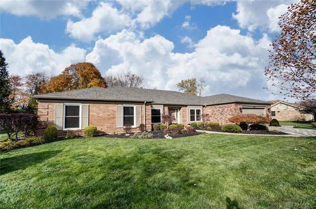 10015 Mallet Drive, Washington TWP, OH 45458 (MLS #829579) :: The Westheimer Group