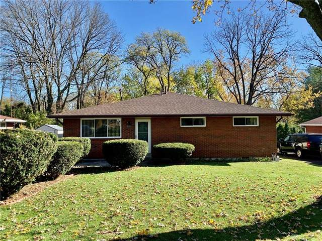 1330 Ames Avenue, Riverside, OH 45432 (MLS #829755) :: The Westheimer Group