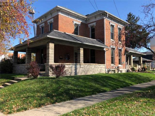 145 W Water Street, Greenville, OH 45331 (MLS #829798) :: The Westheimer Group