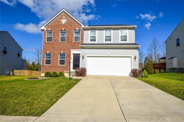 5525 Sagewood Drive, Miamisburg, OH 45342 (MLS #829926) :: The Gene Group