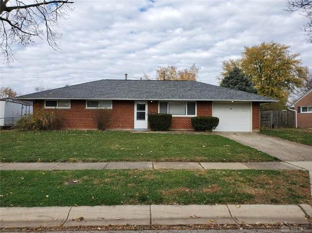 4831 Nelapark Drive, Huber Heights, OH 45424 (MLS #829991) :: The Westheimer Group