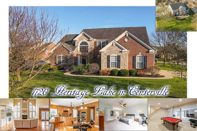 1720 Heritage Lake Drive, Centerville, OH 45458 (MLS #830049) :: The Gene Group