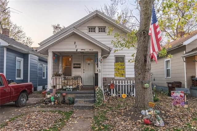 214 N Sutphin Street, Middletown, OH 45042 (MLS #830114) :: The Westheimer Group