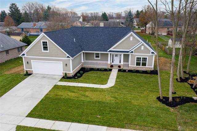 211 Wagner Road, West Milton, OH 45383 (MLS #830167) :: Denise Swick and Company