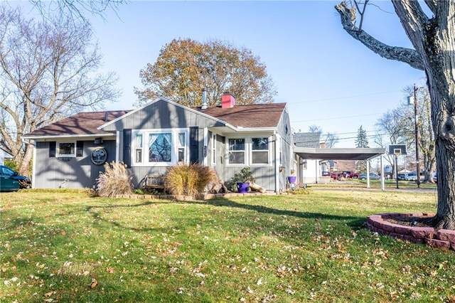 2520 Oakley Avenue, Kettering, OH 45419 (MLS #830270) :: The Westheimer Group