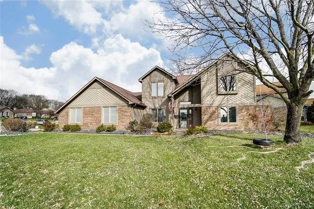 210 Park Lane, Springboro, OH 45066 (MLS #830335) :: The Westheimer Group