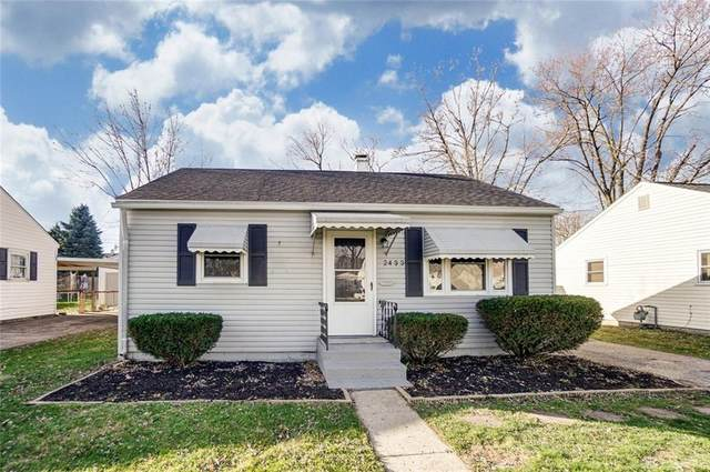 2433 Leland Drive, Springfield, OH 45505 (MLS #830432) :: The Westheimer Group
