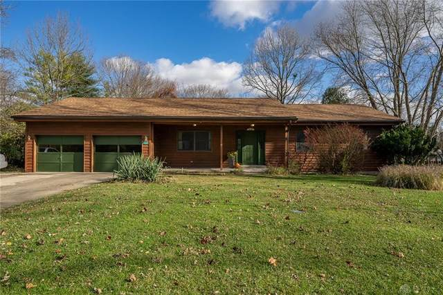 1669 Spillan Road, Yellow Springs Vlg, OH 45387 (MLS #830456) :: The Gene Group