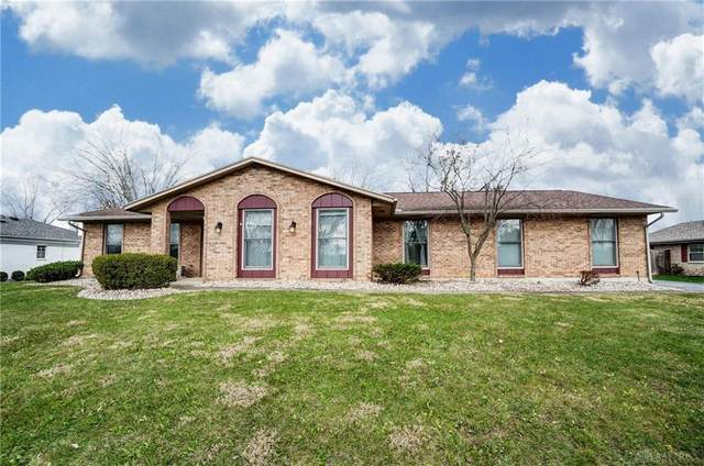 521 Chipplegate Drive, Centerville, OH 45459 (MLS #830556) :: The Westheimer Group