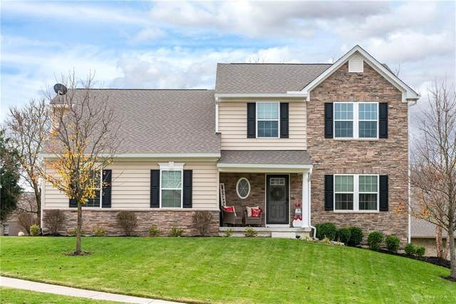 1555 Yellow Rose Court, Fairborn, OH 45324 (MLS #830704) :: Denise Swick and Company