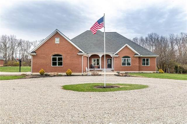6051 Factory Road, West Alexandria, OH 45381 (MLS #830727) :: Denise Swick and Company