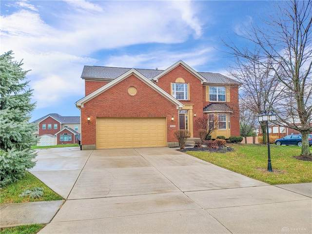 9229 Bennington Way, Clearcreek Twp, OH 45458 (MLS #830759) :: The Westheimer Group