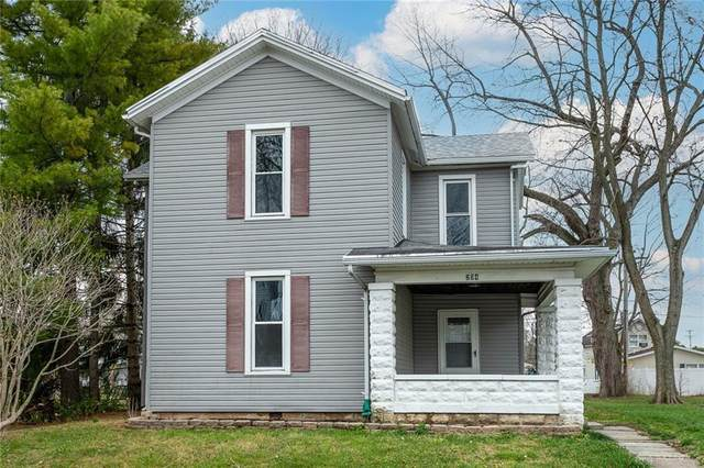 254 N Wall Street, Covington, OH 45318 (MLS #830794) :: The Westheimer Group