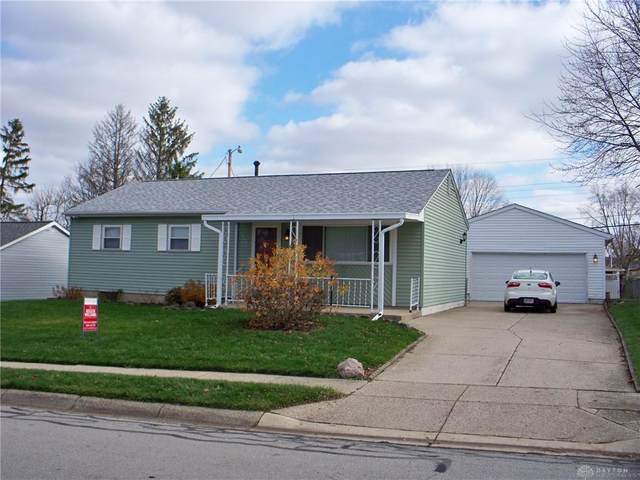 1340 Hemlock Drive, Fairborn, OH 45324 (MLS #830833) :: The Westheimer Group