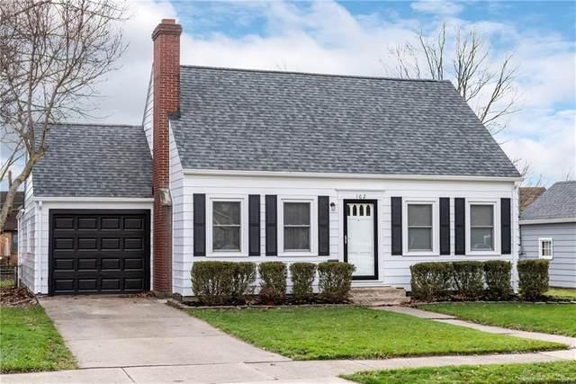 102 Schneider Drive, Fairborn, OH 45324 (MLS #830837) :: The Westheimer Group