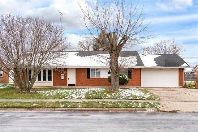 433 Stuckhardt Road, Trotwood, OH 45426 (MLS #830872) :: Denise Swick and Company