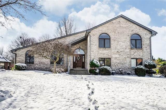 7161 Thundering Herd Place, Clayton, OH 45415 (MLS #830898) :: The Gene Group