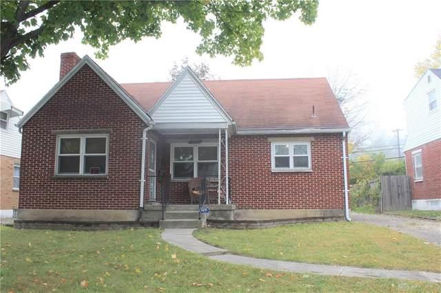 1831 Wesleyan Road, Dayton, OH 45406 (MLS #831025) :: The Gene Group