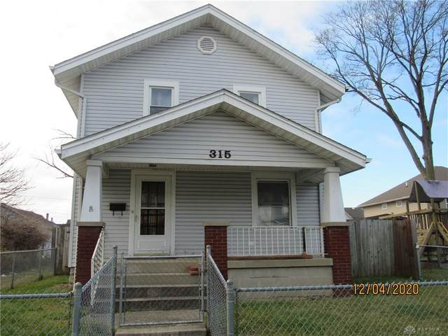 315 N Jackson Street, Springfield, OH 45504 (MLS #831302) :: The Swick Real Estate Group