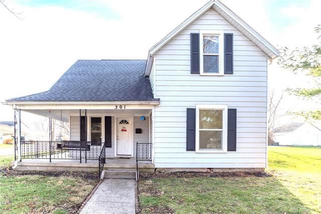 301 Williams Street, Troy, OH 45373 (#831338) :: Century 21 Thacker & Associates, Inc.