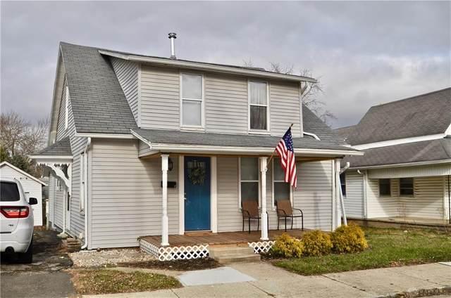 148 Bellevernon Avenue, Greenville, OH 45331 (MLS #831419) :: Denise Swick and Company