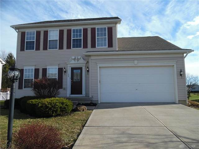 104 Summitt Drive, Englewood, OH 45322 (MLS #831541) :: The Gene Group