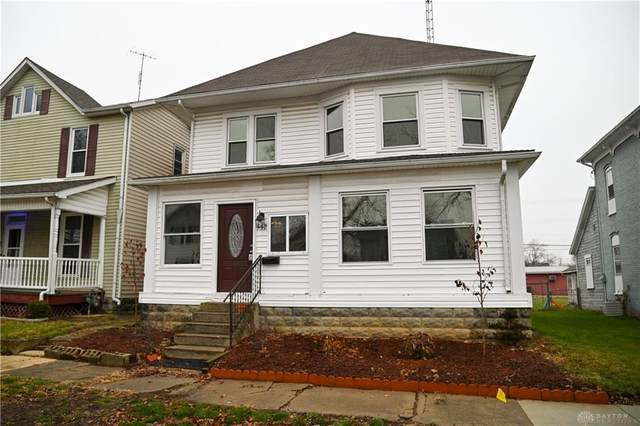 532 E 3rd Street, Greenville Twp, OH 45331 (#831723) :: Century 21 Thacker & Associates, Inc.