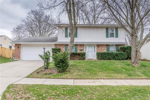 5448 Quisenberry Drive, Fairborn, OH 45424 (MLS #831777) :: Denise Swick and Company
