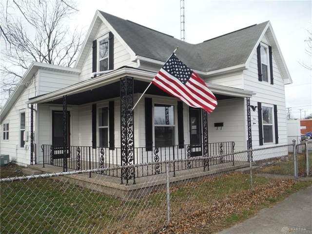 315 N Main Street, New Carlisle, OH 45344 (MLS #831837) :: The Gene Group